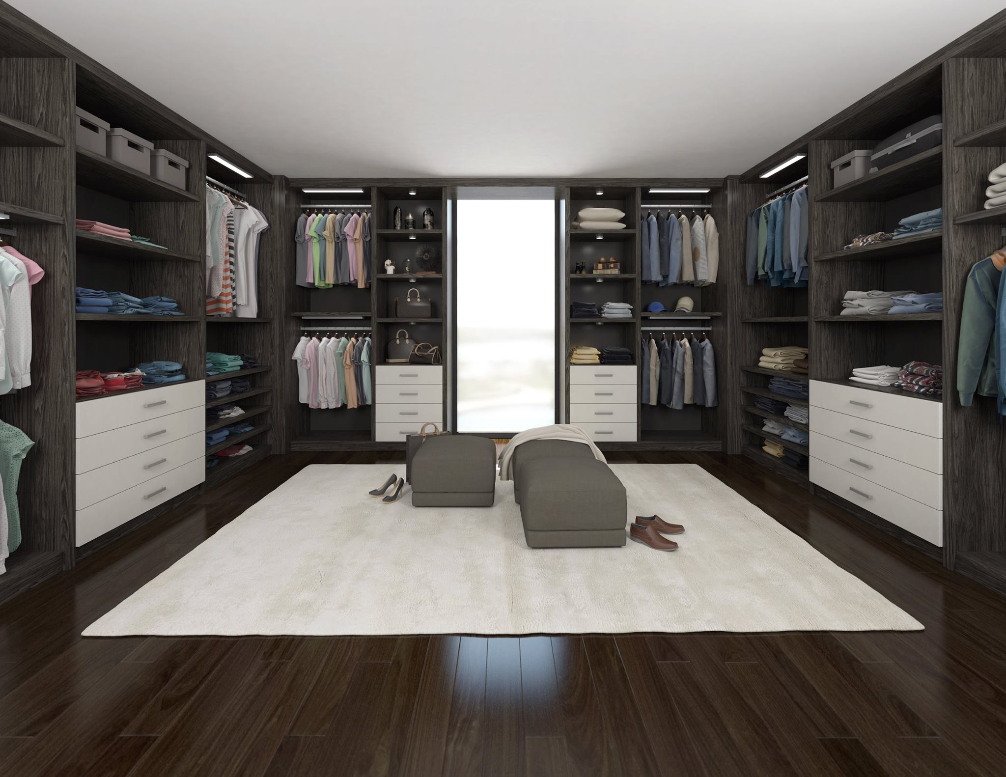 Closet Example Graphic
